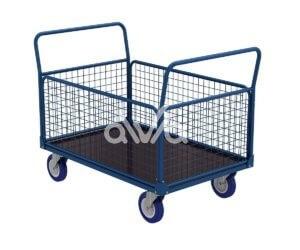 Wózek platformowy MT osiatkowany