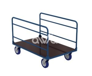 Double sided platform trolley DT