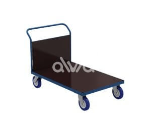Wózek platformowy PT z pełnym wypełnieniem